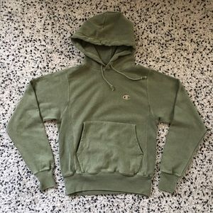 Champion Reverse Weave Pigment Dyed Hoodie NEW